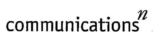 COMMUNICATIONS N