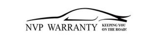 NVP WARRANTY KEEPING YOU ON THE ROAD!