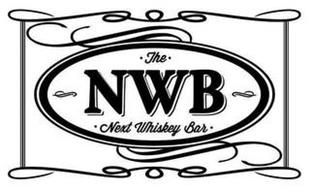 · THE · NWB · NEXT WHISKEY BAR ·