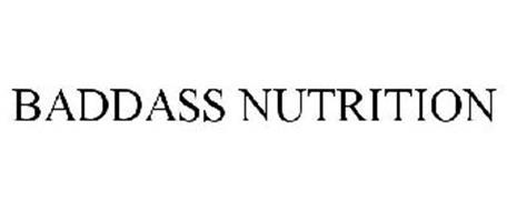 BADDASS NUTRITION