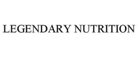 LEGENDARY NUTRITION
