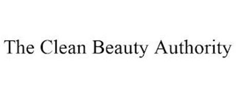 THE CLEAN BEAUTY AUTHORITY