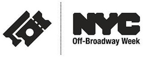 NYC OFF-BROADWAY WEEK