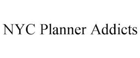 NYC PLANNER ADDICTS