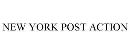 NEW YORK POST ACTION