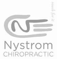 NYSTROM CHIROPRACTIC - REACH FOR IT