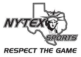 NYTEX SPORTS RESPECT THE GAME