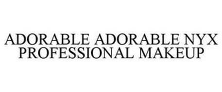 ADORABLE ADORABLE NYX PROFESSIONAL MAKEUP