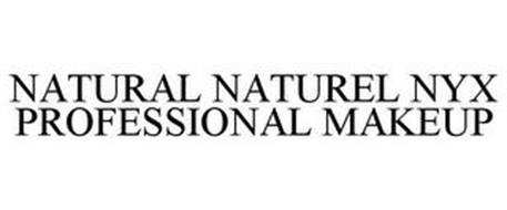 NATURAL NATUREL NYX PROFESSIONAL MAKEUP