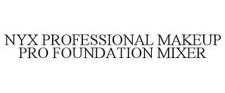 NYX PROFESSIONAL MAKEUP PRO FOUNDATION MIXER