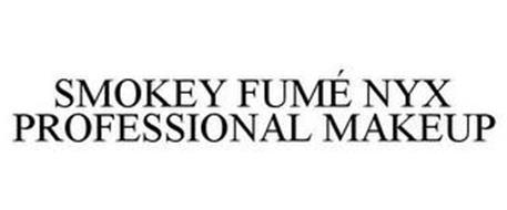 SMOKEY FUMÉ NYX PROFESSIONAL MAKEUP