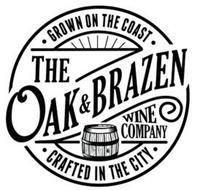 Image result for oak and brazen wine