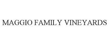 MAGGIO FAMILY VINEYARDS