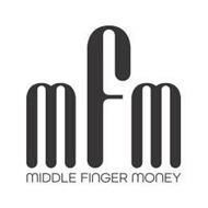 MFM MIDDLE FINGER MONEY