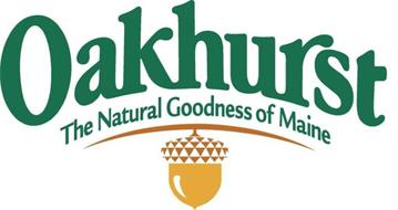OAKHURST THE NATURAL GOODNESS OF MAINE