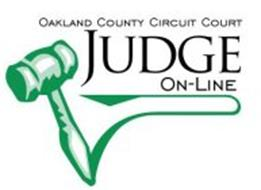 OAKLAND COUNTY CIRCUIT COURT JUDGE ON-LINE