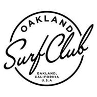 OAKLAND SURF CLUB OAKLAND, CALIFORNIA U.S.A