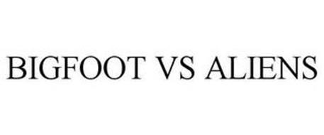 BIGFOOT VS ALIENS
