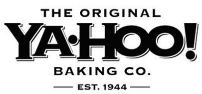 THE ORIGINAL YA·HOO! BAKING CO. EST. 1944