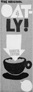THE ORIGINAL OAT-LY! BARISTA EDITION