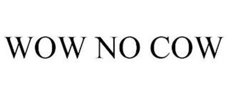 WOW NO COW
