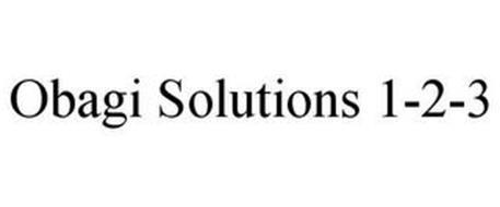 OBAGI SOLUTIONS 1-2-3