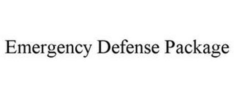 EMERGENCY DEFENSE PACKAGE