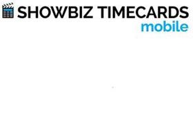SHOWBIZ TIMECARDS MOBILE