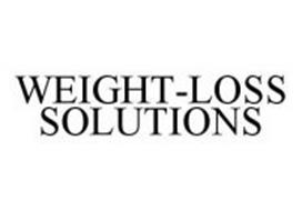 WEIGHT-LOSS SOLUTIONS