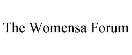 THE WOMENSA FORUM