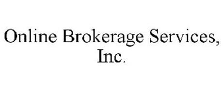 ONLINE BROKERAGE SERVICES, INC.