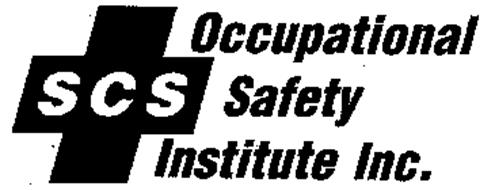 SCS OCCUPATIONAL SAFETY INSTITUTE INC.