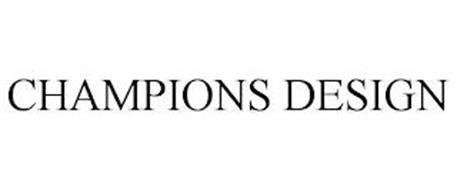 CHAMPIONS DESIGN