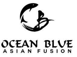 B OCEAN BLUE ASIAN FUSION