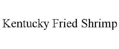 KENTUCKY FRIED SHRIMP