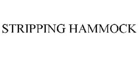 STRIPPING HAMMOCK