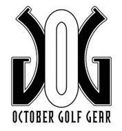 O G G OCTOBER GOLF GEAR