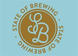 STATE OF BREWING STATE OF BREWING SB