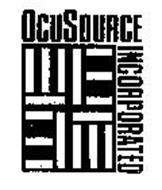 OCUSOURCE INCORPORATED