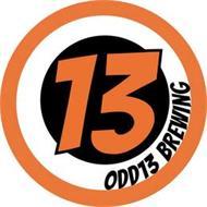 13 ODD13 BREWING