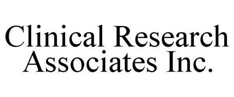 CLINICAL RESEARCH ASSOCIATES INC.