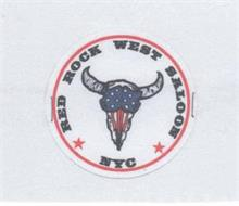 RED ROCK WEST SALOON NYC