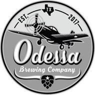 ODESSA BREWING COMPANY EST. 2017 TX