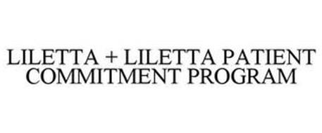 LILETTA + LILETTA PATIENT COMMITMENT PROGRAM