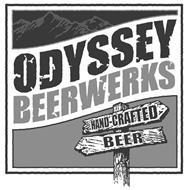 ODYSSEY BEERWERKS HAND-CRAFTED BEER