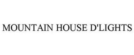 MOUNTAIN HOUSE D'LIGHTS