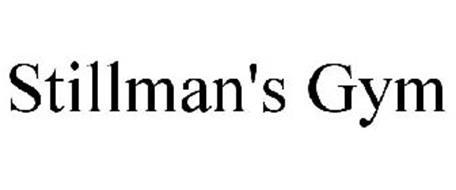 STILLMAN'S GYM