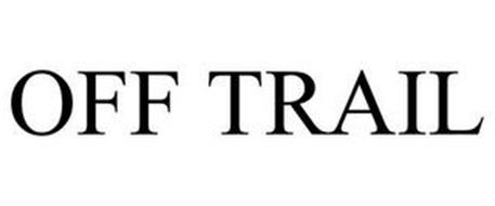 OFF TRAIL