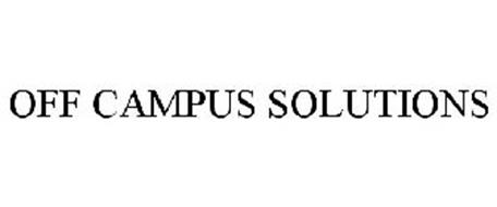 OFF CAMPUS SOLUTIONS