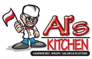 AL'S KITCHEN SANDWICHES WRAPS SALADS & PLATTERS